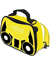 Trunki Trunki EAT Range - Lunch Bag Backpack Bernard Bee Yellow Sac bandoulière, 27 cm, Jaune