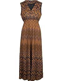 c35e603ec31a Amazon.it  Fantasia - Lungo   Vestiti   Donna  Abbigliamento
