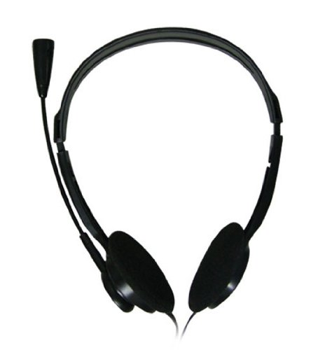 Zebronics ZEB-11HM Headphone with Mic (Black)  available at amazon for Rs.169