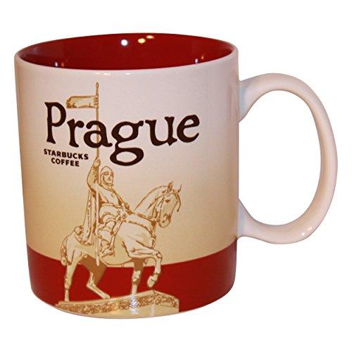 Starbucks City Mug Prague Prag Pott Tasse Kaffee -