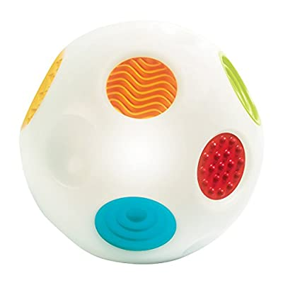 Infantino Sensory Sound and Light Activity Ball