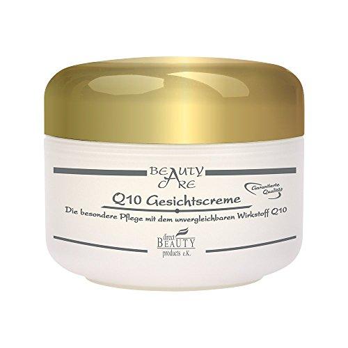 Q10 24h Anti Falten Gesichtscreme (50ml) | Soft Creme | Hautpflege mit Avocadoöl, Sheabutter,...