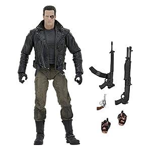 Ultimate Policía Estación Asalto (Terminator) NECA 17.8cm Figura 3