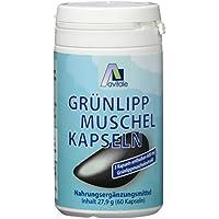 Avitale Grünlipp Muschel Vegi Kapseln, 60 Stück, 1er Pack (1 x 28 g) preisvergleich bei billige-tabletten.eu