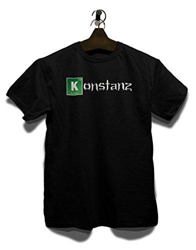 Konstanz T-Shirt Schwarz