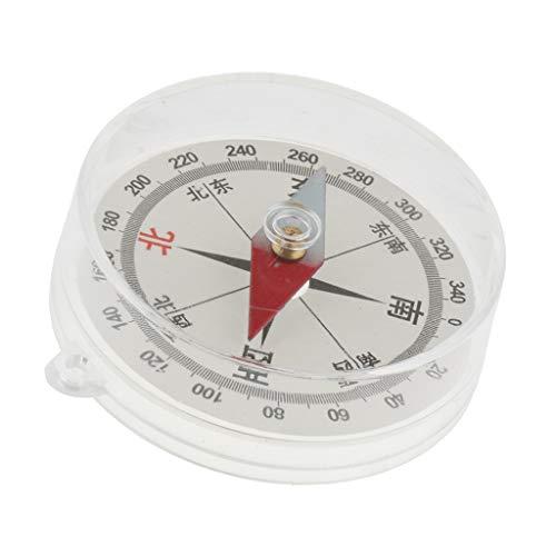 Bussola Diametro Magnetica è Disponibile con Custodia per Campeggio Escursionismo