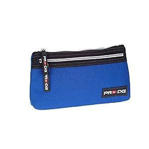 Pro-Dg Estuche portatodo Plano, Color Azul, 22 cm (Karactermanía 54365)