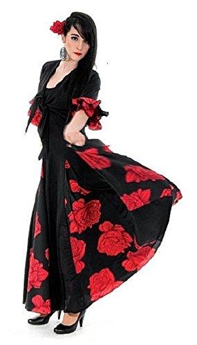 - Spanisch Kleid