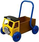 Great Gizmos Yellow Baby Walker Truck