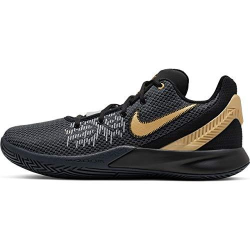 a575207734 Nike Kyrie Flytrap II, Zapatos de Baloncesto para Hombre, (Black/Metallic  Gold