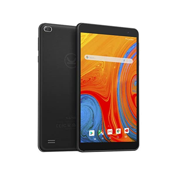 VANKYO-MatrixPad-Z1-7-inch-Android-Tablet-Android-81-Oreo-Go-32GB-ROM-Dual-2MP-Cameras-HD-IPS-Display-Wi-Fi-BT40-Anti-Blue-Light