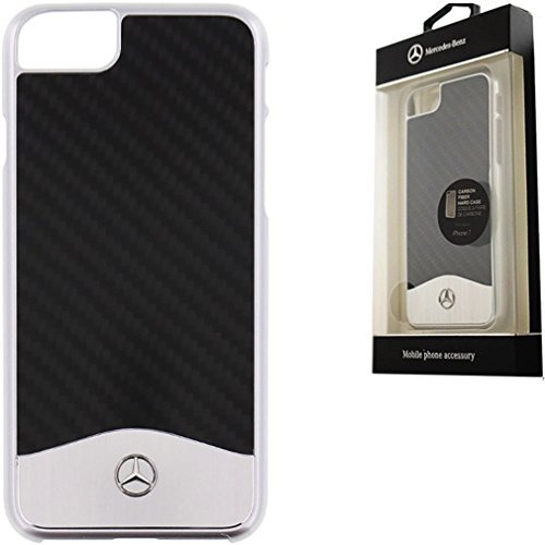 mercedes-benz-wave-v-carbon-aluminio-mehcp7cacbk-hard-cover-telefono-movil-apple-iphone-7-negro-mehc