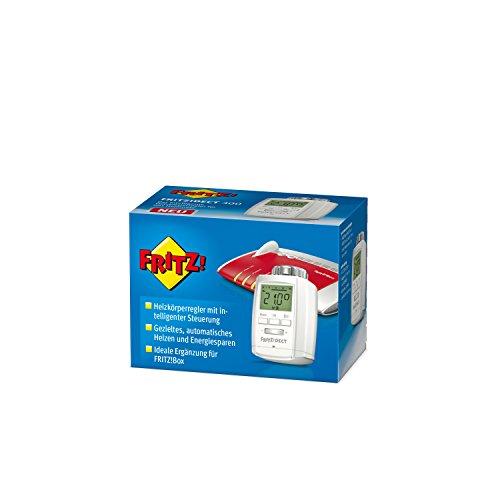 AVM FRITZ!DECT 300 (Intelligenter Heizkörperregler für das Heimnetz, für alle gängigen Heizkörperventile) - 3