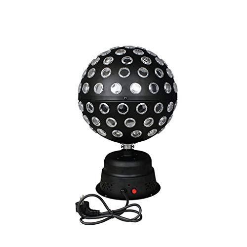 Bühnenlicht - Magic Ball Light 84 Lens Disco DJ Light Party Stroboskoplicht 18 LED Musik aktiviert Bühne Flash Decor Beleuchtung - Lights Dj Laser