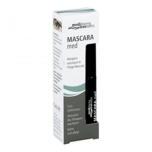 Mascara med, 5 ml Mascara