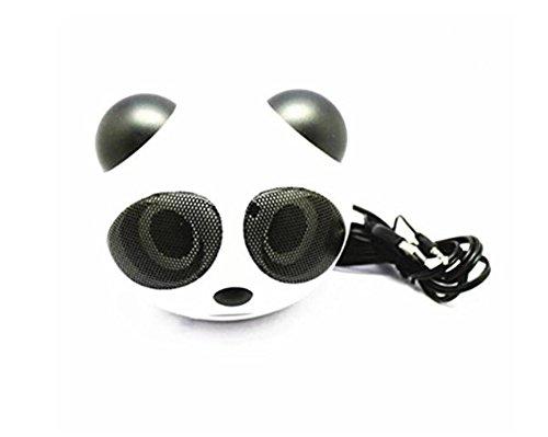 xinyiwei Cute Panda Form USB Bluetooth-Stereo-Lautsprecher - Cd-player Cute