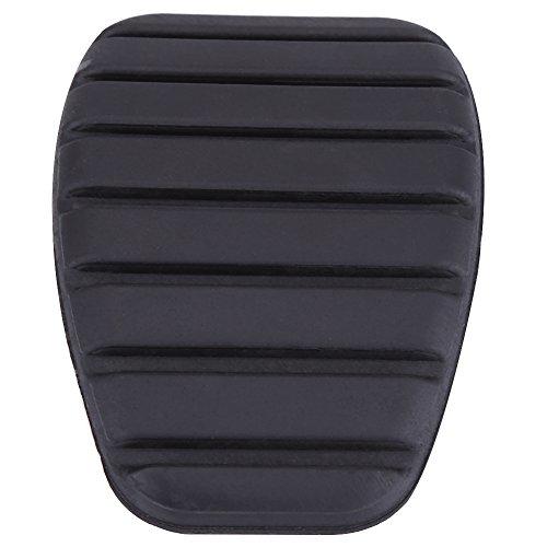 Preisvergleich Produktbild Qiilu Kupplungsbremse Pedal Gummi Pad Deckel