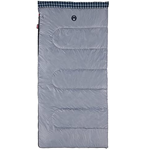 Coleman Unisex Pacific 220 Sleeping Bag (Rectangular Single, Indoor and
