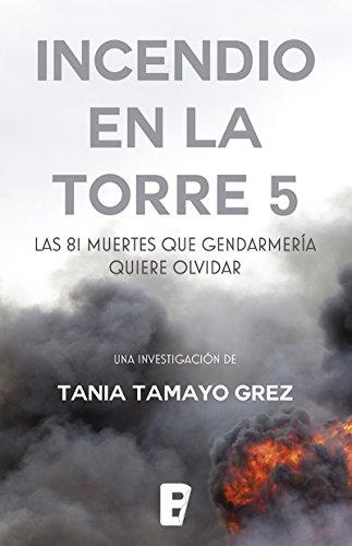 Incendio En La Torre 5 por Tania Tamayo Grez
