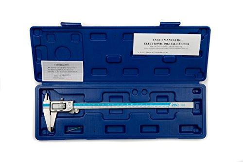 300 mm 30,48 cm IP54 Spritzwassergeschützt Digitaler Messschieber 12 Months Garantie inklusive Etui