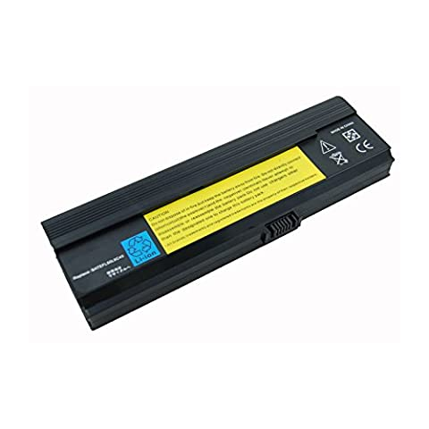 Battery Acer Aspire 3680(H) 11.1 6600mAh/73wh compatible with Aspire 3030 | 303x | 3050 | 3054 | 3200 | 32xx | 3600 | 360x | 3610 | 361x | 3680 | 3682 | 3683 | 3684 | 5030 | Extensa 2400 | 2480 TravelMate 2400 | 2480 | 3261 | 3262 | 3270 | 3273 | 3274 | 4310 and part # 3UR18650F-3-QC262 | 3UR18650Y-2-QC261 | 916C4890F | ATEFL50L6C40 | BATEFL50L6C48 | BATEFL50L9C72 | BT.00603.006 | BT.00603.010 | CGR-B/6H5 | LC.BTP00.001 | LC.BTP00.002 | LC.BTP01.006 | LIP6220QUPC SY6 |