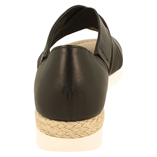 Gabor Shoes 62.711, Sandali Donna Nero
