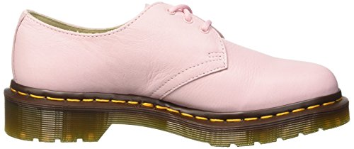 Dr. Martens 1461 Virginia Scarpe brogue stringate, Donna Rosa (Pink (Bubblegum))