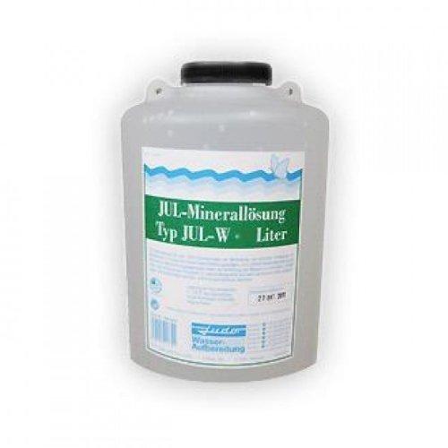 Judo Minerallösung JUL-W für Härtegrad 1+2 6 Liter