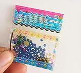 PlenTree 100 PCS Tutti i Tipi di Campioni di Fango Colori Bonsai di Perline di Cristallo della Decorazione del Vaso Fuori Suolo Culttion Mix imballaggio di Colore:
