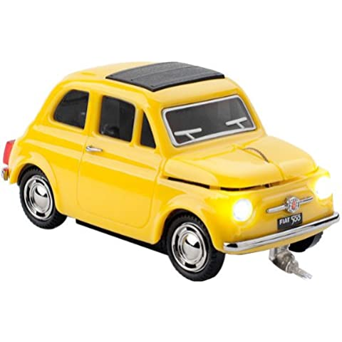 Click Car FIAT 500 OLD Mouse