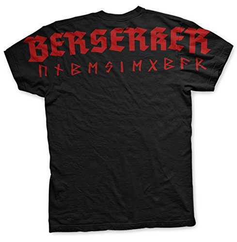Berserker - Tshirt 4XL (Berserker-tv)