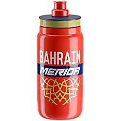 Bidón Elite Fly Team Bahrain Merida 500ml 2017