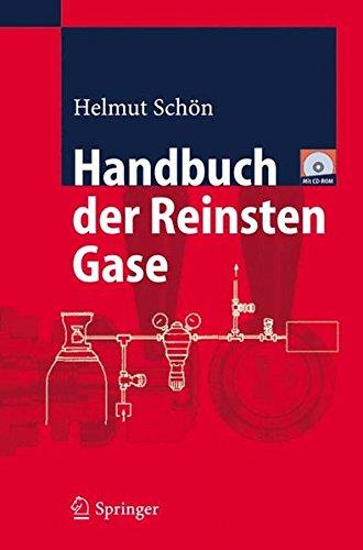 Handbuch der Reinsten Gase