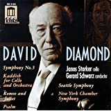 Symphony No.3/Kaddish for Cello and Orchestra [IMPORT]