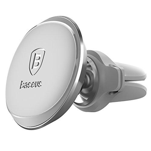 Busirde Magnetischer Clip-Drahtseil-Air Vent Auto-Automobil-Halter Fahrzeug-Supportor Halterung Ständer Cradle Telefon -