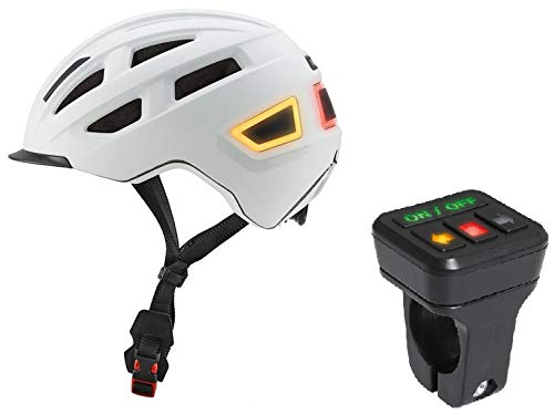 Smart Fahrradhelm Helm Smart-Helm S/M 58458 Herren Damen Fahrradhelm Bicycle Helmet 26 Luftkanäle City-, Pendler-, Alltags- und Toureneinsatz