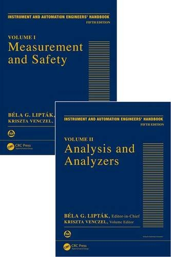 Instrument and Automation Engineers' Handbook: Process Measurement and Analysis, Fifth Edition - Two Volume Set Fire Detection Sensor