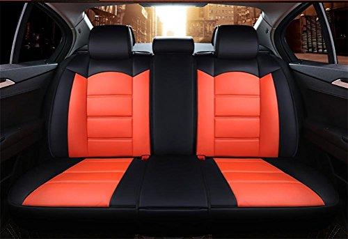 Preisvergleich Produktbild spezielle Leder Auto Sitzbezüge Auto Sitzbezug Sitzbezüge Schonbezüge Schonbezug Universal PU Leder