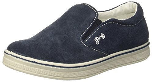 Primigi Jungen Pay 7618 Slipper, Blau (Navy), 36 EU