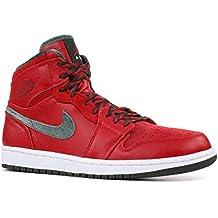Las Zapatillas de Deporte de Cuero Jordan 1 Retro Hola Premium 94e491027bf76