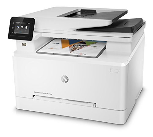 Cheap HP Color LaserJet Pro MFP M281fdw Wireless Multifunction Printer with Fax on Line