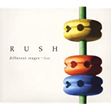 Different Stages - Live (Coffret 3 CD)