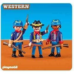 3 Soldados de la Unión