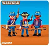 PLAYMOBIL® 6274 3 Yankees (Folienverpackung)
