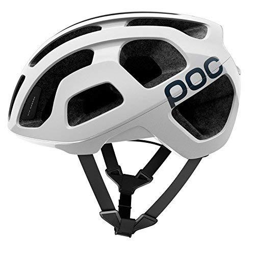 POC Unisex - Erwachsene Octal Helm, Weiß (Hydrogen white), M