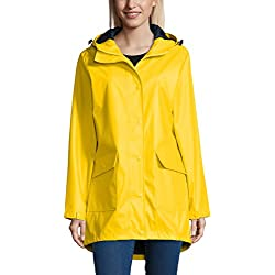 Berydale Chaqueta Impermeable Color Amarillo Talla Large