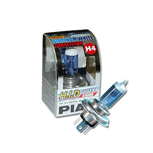 PIAA ( H89 ) Competition bulb H4 P43T 80/80W
