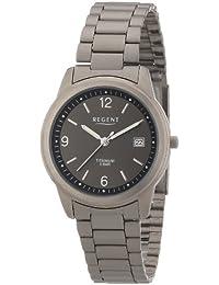 Regent Herren-Armbanduhr XL Analog Titan 11090159