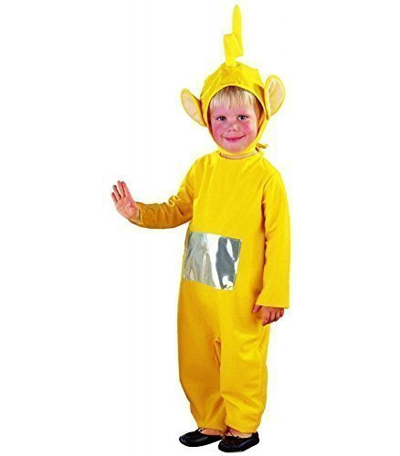 cesar mi005254 costume teletubbies 1/3 3/5 5/7
