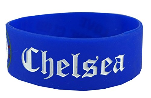 eshoppee chelsea wrist band bracelet for man and women (1 pcs)  available at amazon for Rs.109
